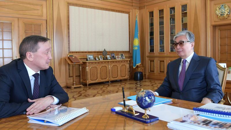 Министр сельского хозяйства должен уйти в отставку, - К.Токаев