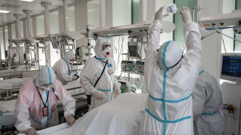 37 человек скончались за сутки от коронавируса и пневмонии в Казахстане