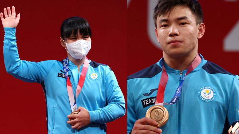 Призеров Олимпиады-2020 Чиншанло и Сона наградят автомобилями