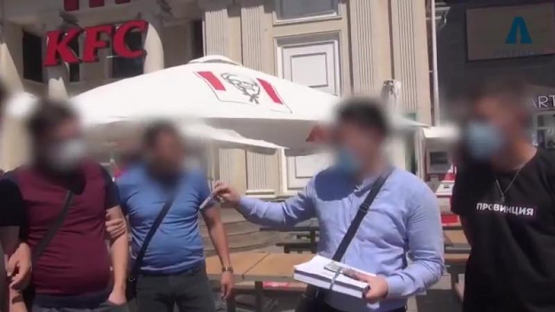 Членов мониторинговой группы задержали за взятки в Талдыкоргане