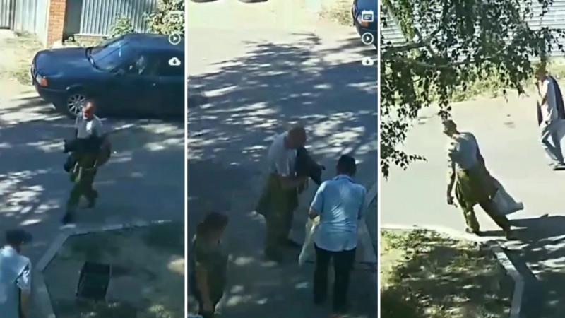 Молотком забили собаку в мешке неизвестные в Костанае