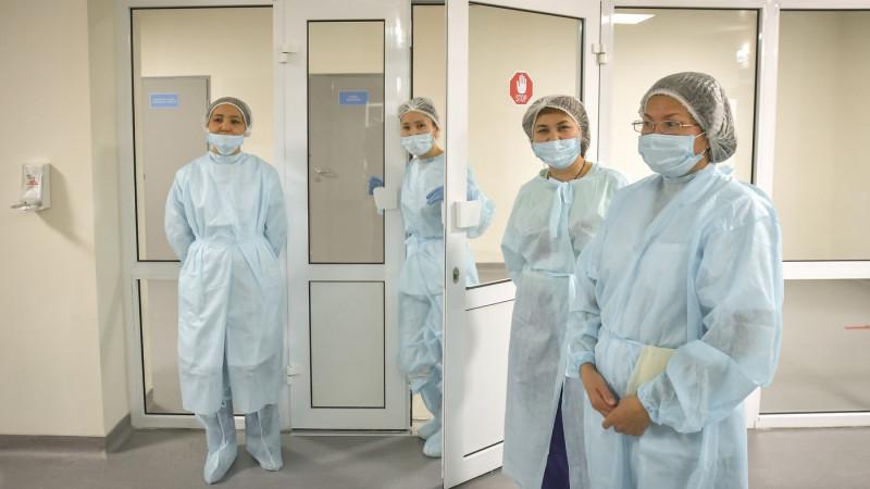 143 человека скончались от коронавируса и пневмонии за сутки в Казахстане