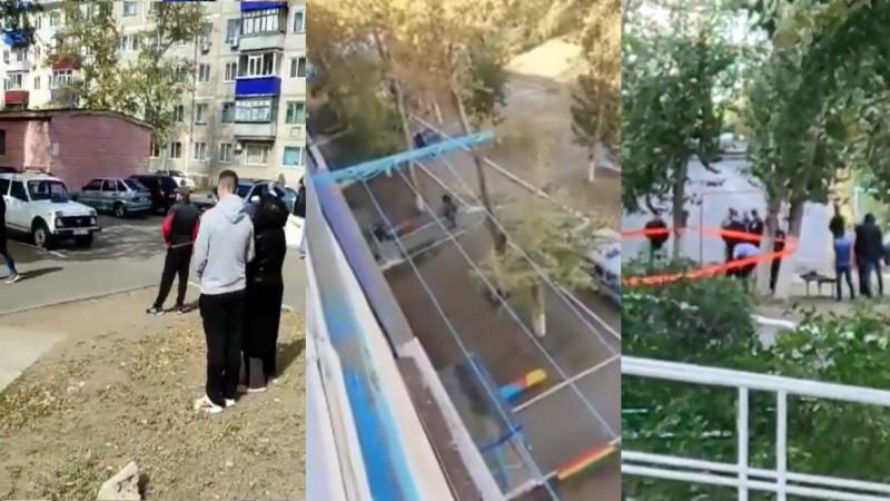 Полицейские сообщили о подробностях перестрелки в Лисаковске