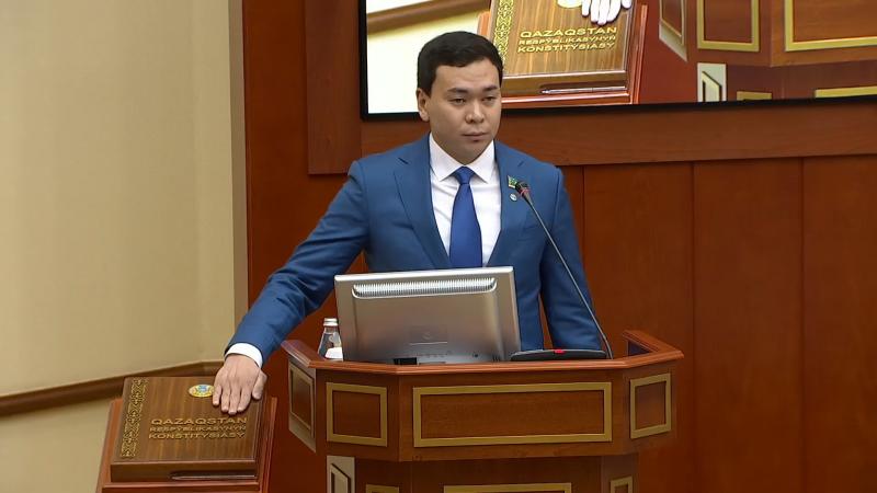 Гани Хамзин стал депутатом Мажилиса
