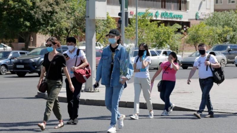 Как изменилась эпидемиологическая ситуация в регионах РК