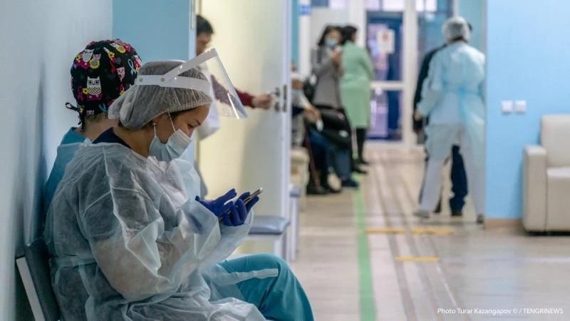 35 человек скончались за сутки от коронавируса и пневмонии в Казахстане