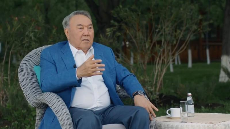 Нурсултан Назарбаев: Я перенес серьезную операцию