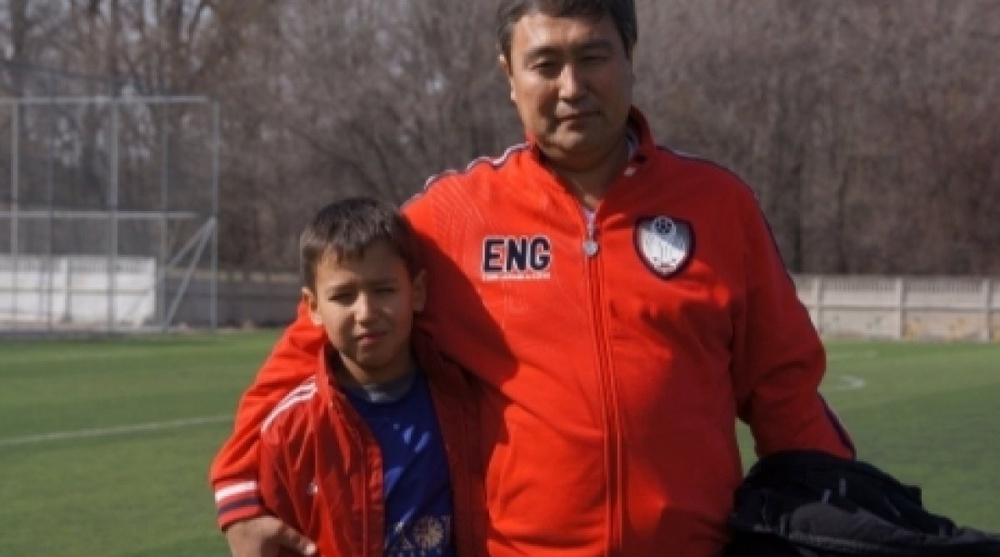 Football: 10-y.o. Kazakhstan player to study in Chertanovo ...
