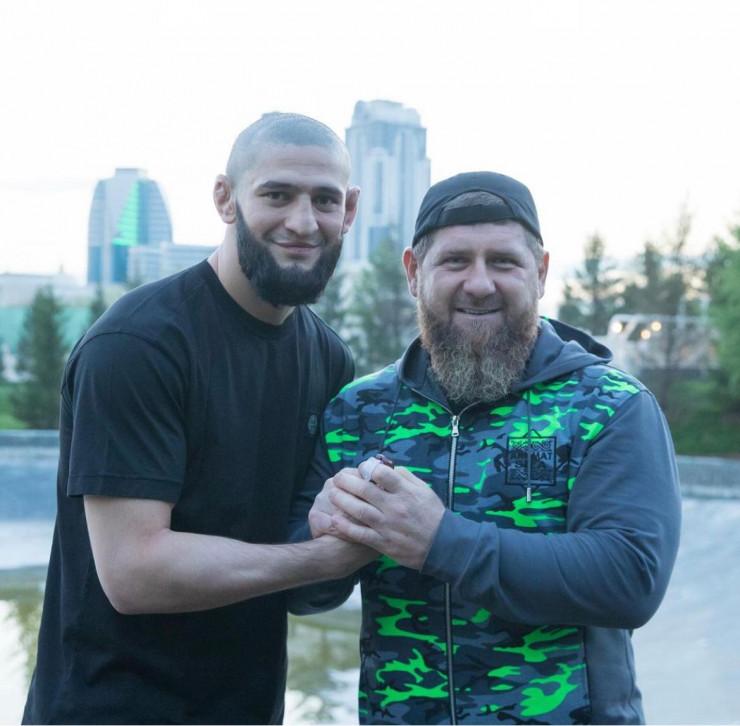 Хабиб отреагировал на неожиданный выпад Рамзана Кадырова