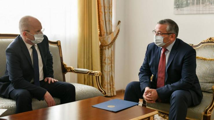 МИД отреагировал на высказывание российского депутата о территории Казахстана