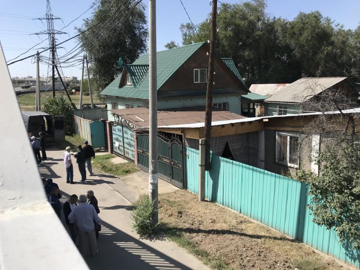 Маму Мурата Насырова проводили в последний путь в Алматы 4