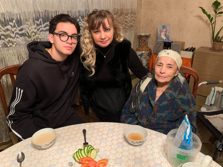 Маму Мурата Насырова проводили в последний путь в Алматы 7