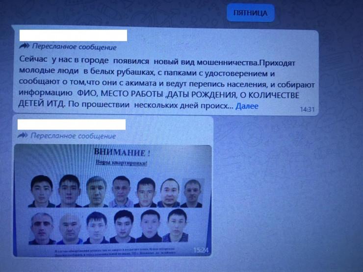 Мошенники под видом переписи: казахстанцы получают рассылку в WhatsApp