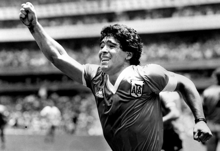 Скончался Диего Марадона