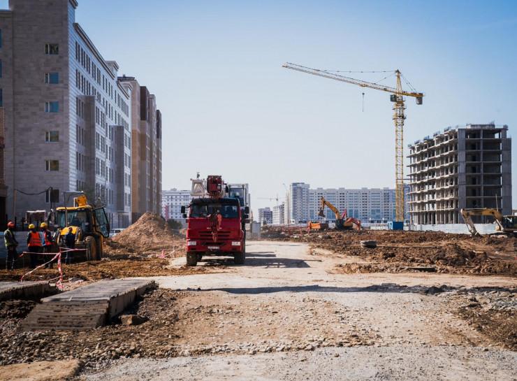 """""""Переделывать будете за свой счет"""" - Кульгинов дорожным строителям 4"""
