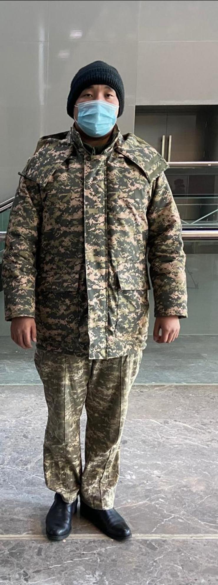 Какую камуфляжную форму нельзя носить гражданским в Казахстане 3