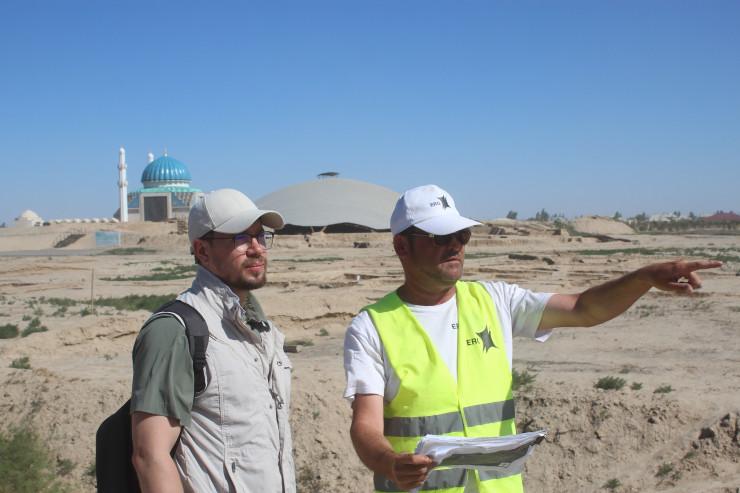 Ученые заявили о сенсационной находке в Туркестанской области 3
