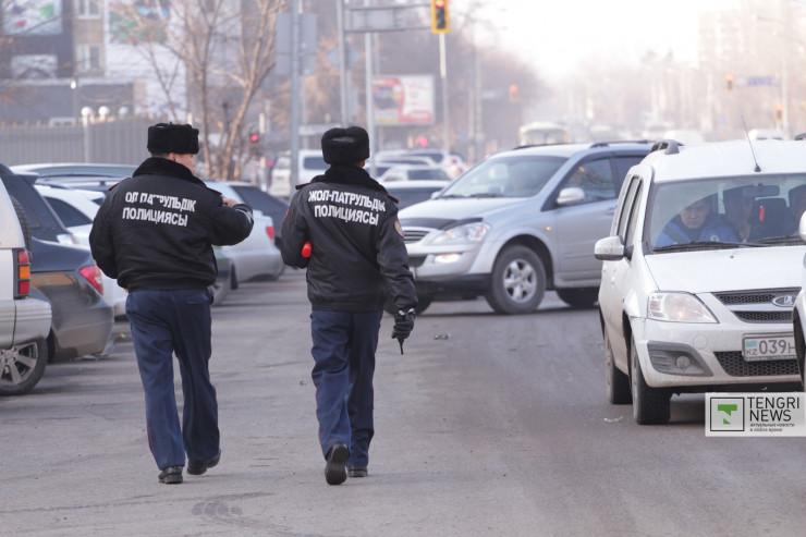 О полицейских с лишним весом рассказали в МВД