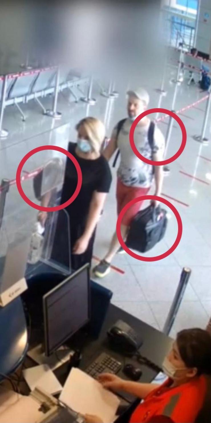Скандал в самолете Алматы - Нур-Султан: опубликовано видео с пассажиром
